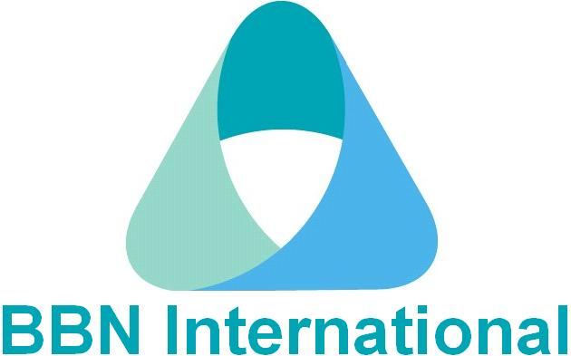BBN International Logo
